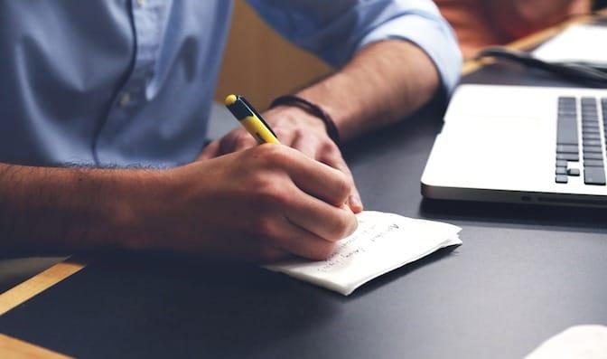 Ein Bewerbungsschreiben verfassen