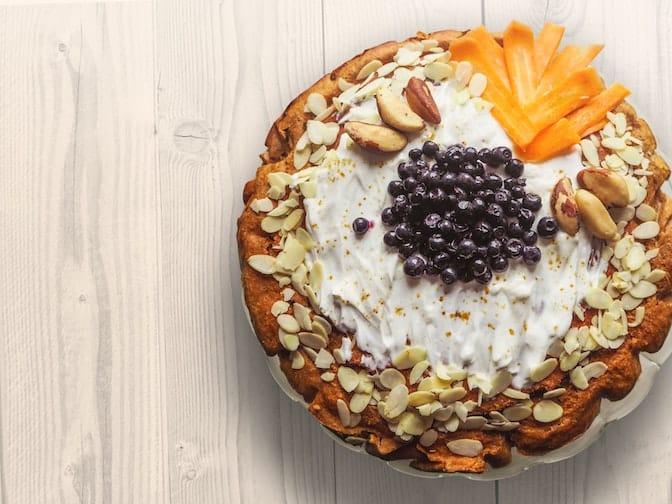 Antwort auf die Knobelaufgabe Kuchen mit drei Schnitten achteln