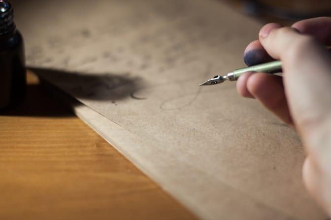 Dankschreiben nach dem Vorstellungsgespräch: kein langer Brief