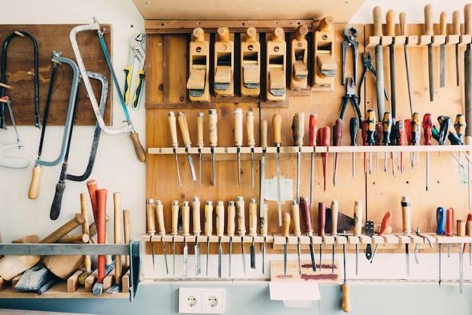 Werkzeuge für das Aufbau eines Lebenslaufs