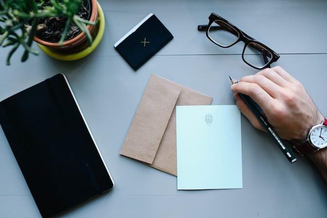 Wichtigkeit der E-Mail zum Follow Up