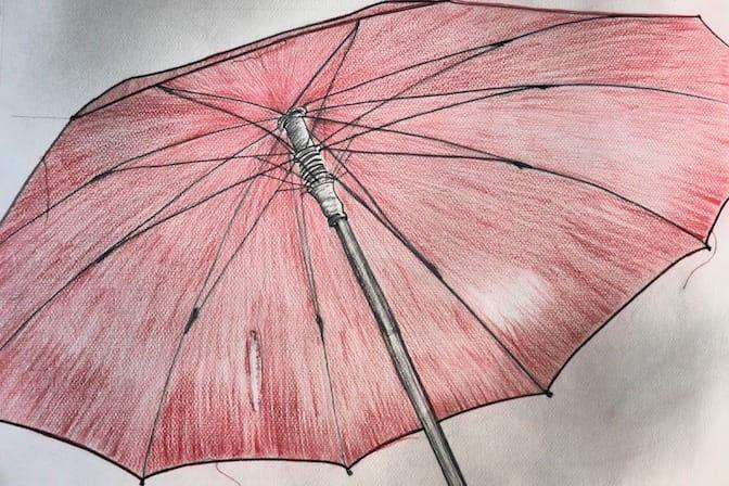 Eine Zeichnung machen, die Ihre Persönlichkeit darstellt